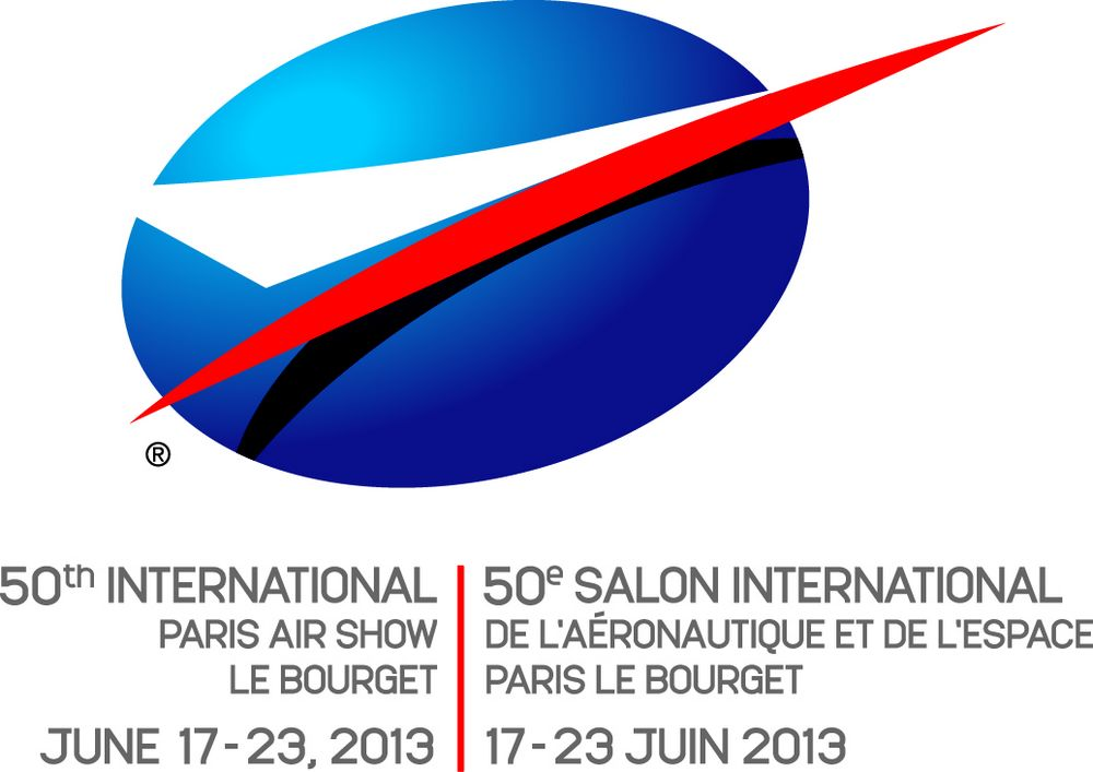 Rafale solo display paris air show le bourget 2013 for Salon de l aviation le bourget