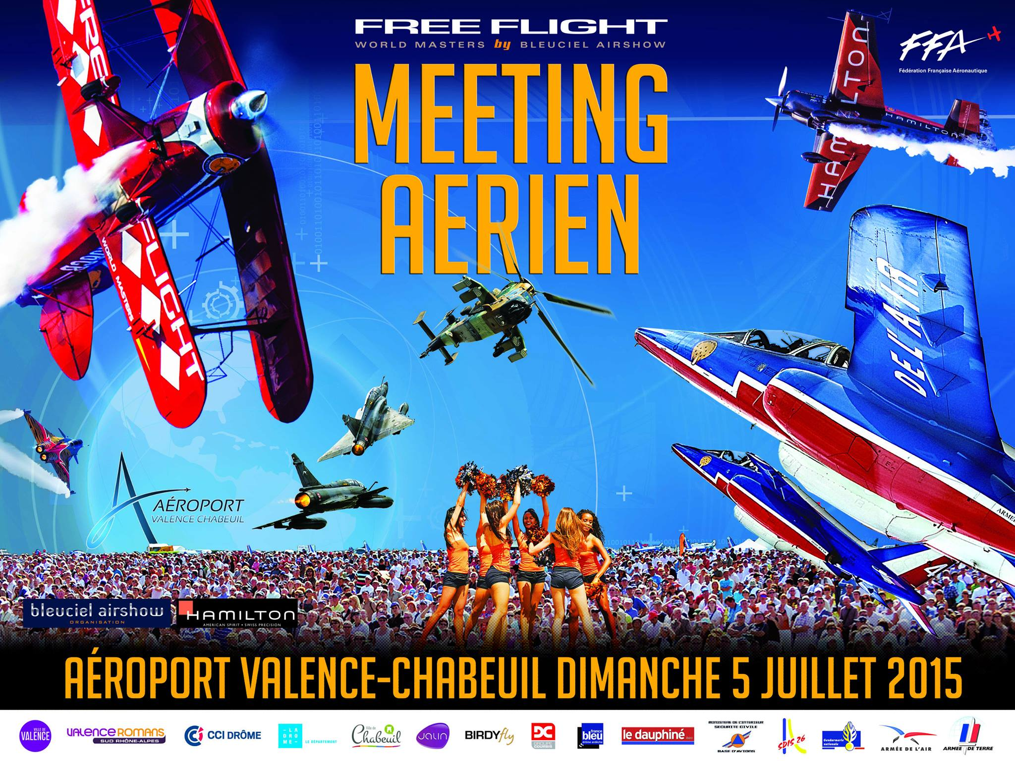 Affiche Valence-Chabeuil